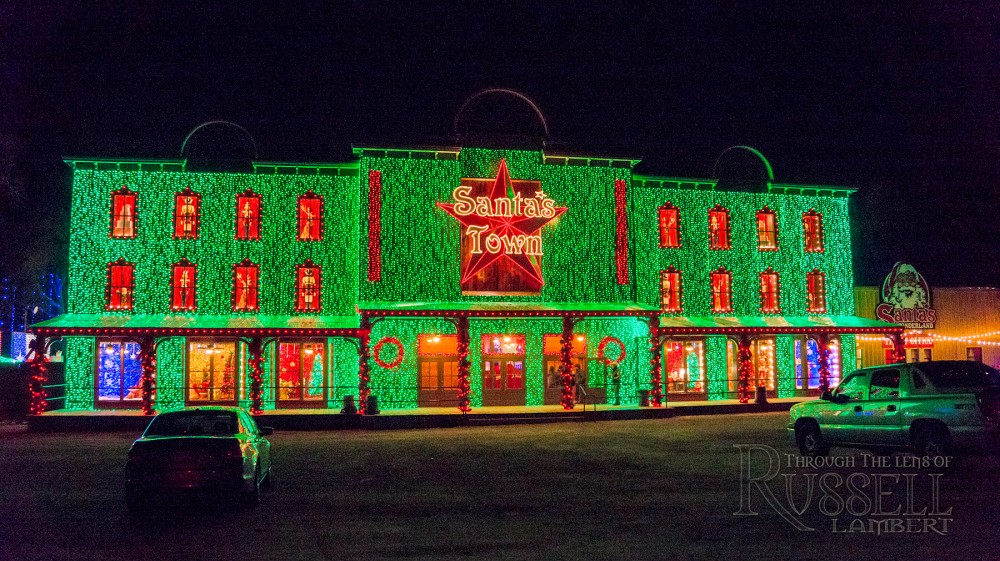 - Santa's Wonderland Near College Station