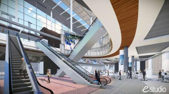 Terminal view