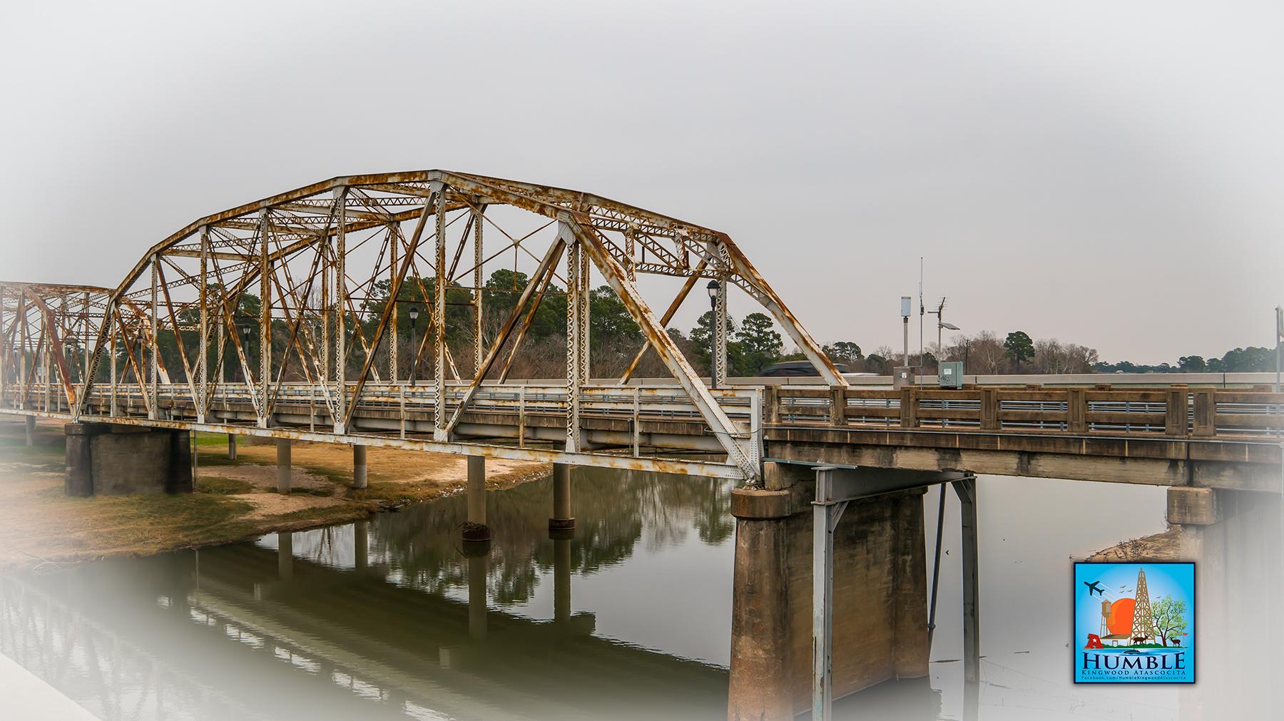 The Bevil Jarrell Memorial Bridge Hka Texas