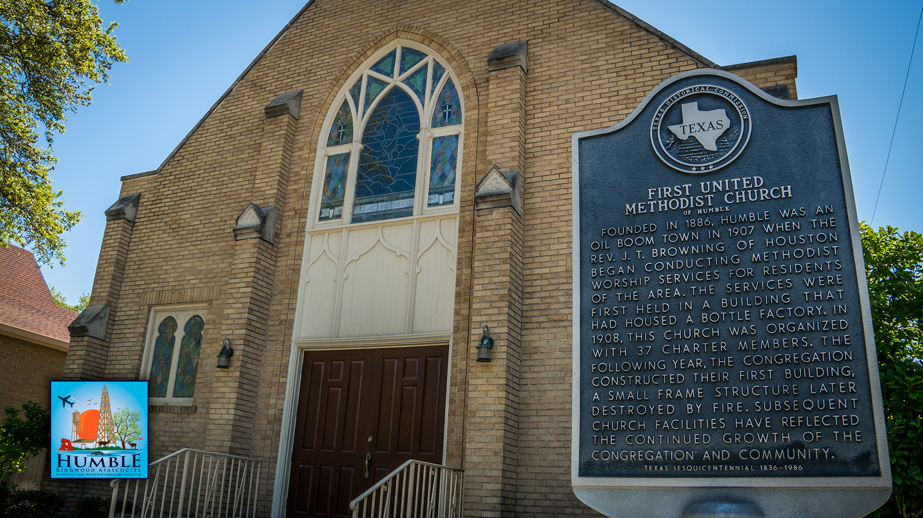 First United Methodist Church of Humble - Humble (86) - Historical