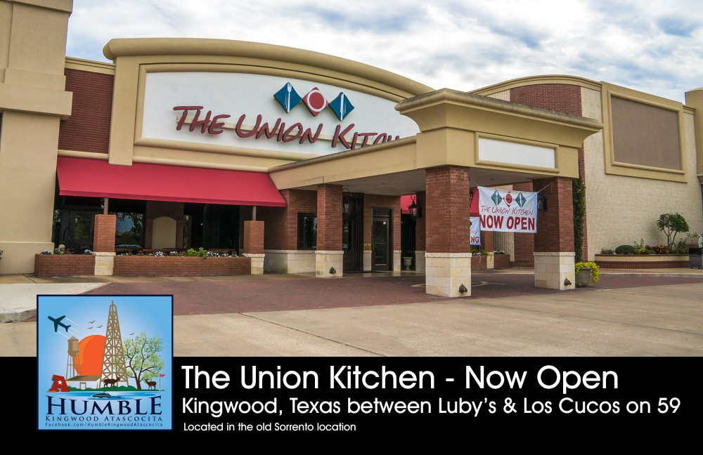 the union kitchen kingwood now open - Union Kitchen Kingwood