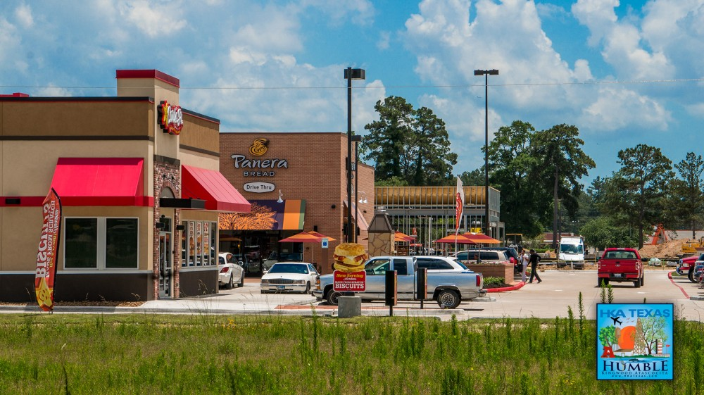 Kingwood S Fast Food Invasion Continues As Chick Fil A And