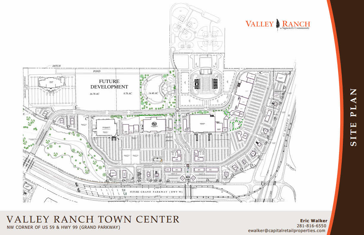 valley ranch town center 16 screen movie theater amphitheater