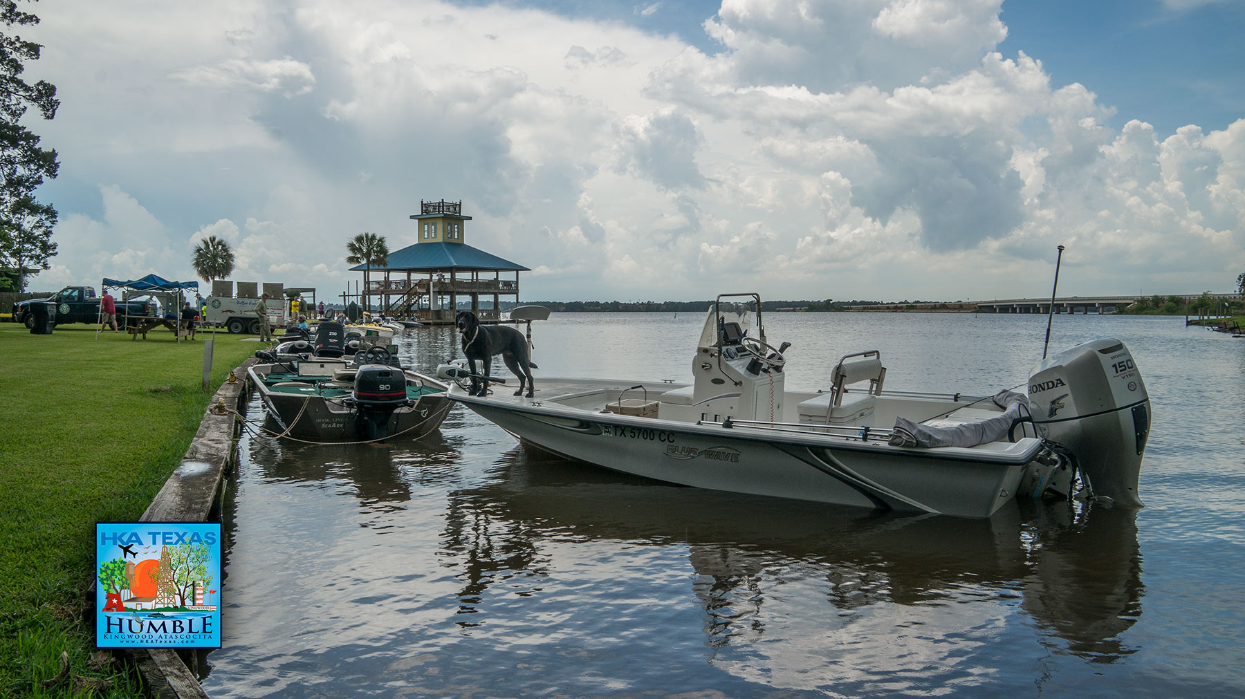 100 000 more florida hybrid black bass added to lake for Fishing in houston