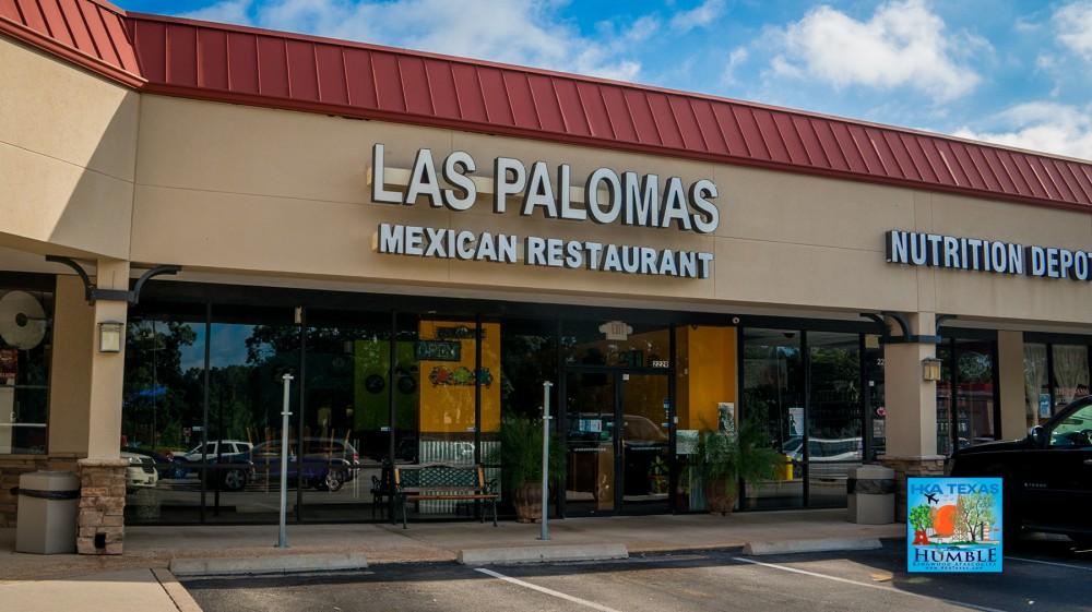 Las Palomas Mexican Restaurant Summerwood