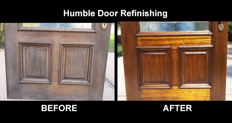 In The Jassou0027s Family, The Art Of Door Refinishing Has Been Passed Down For  Generations.