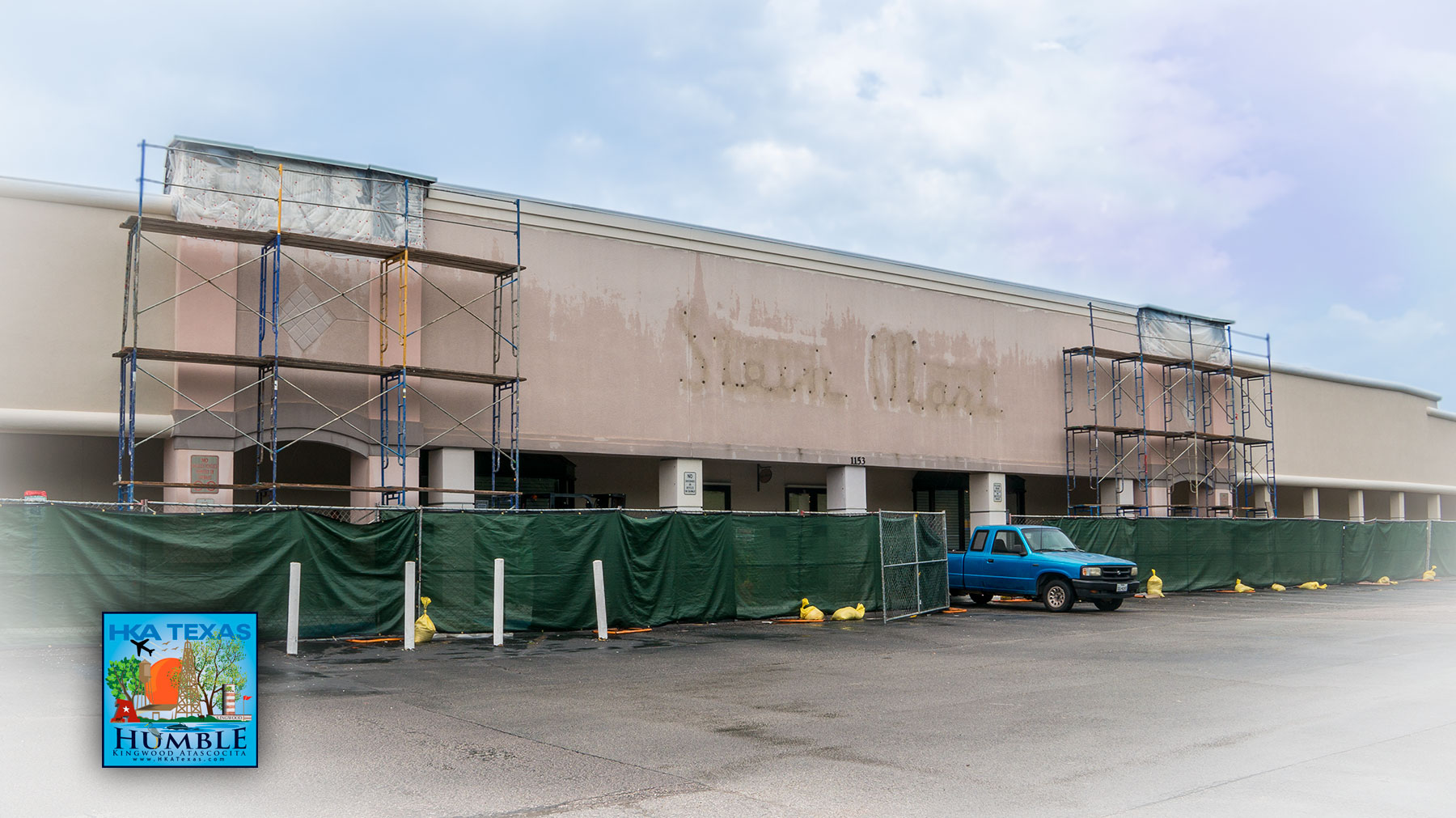 Stein Mart in Kingwood closed for remodeling
