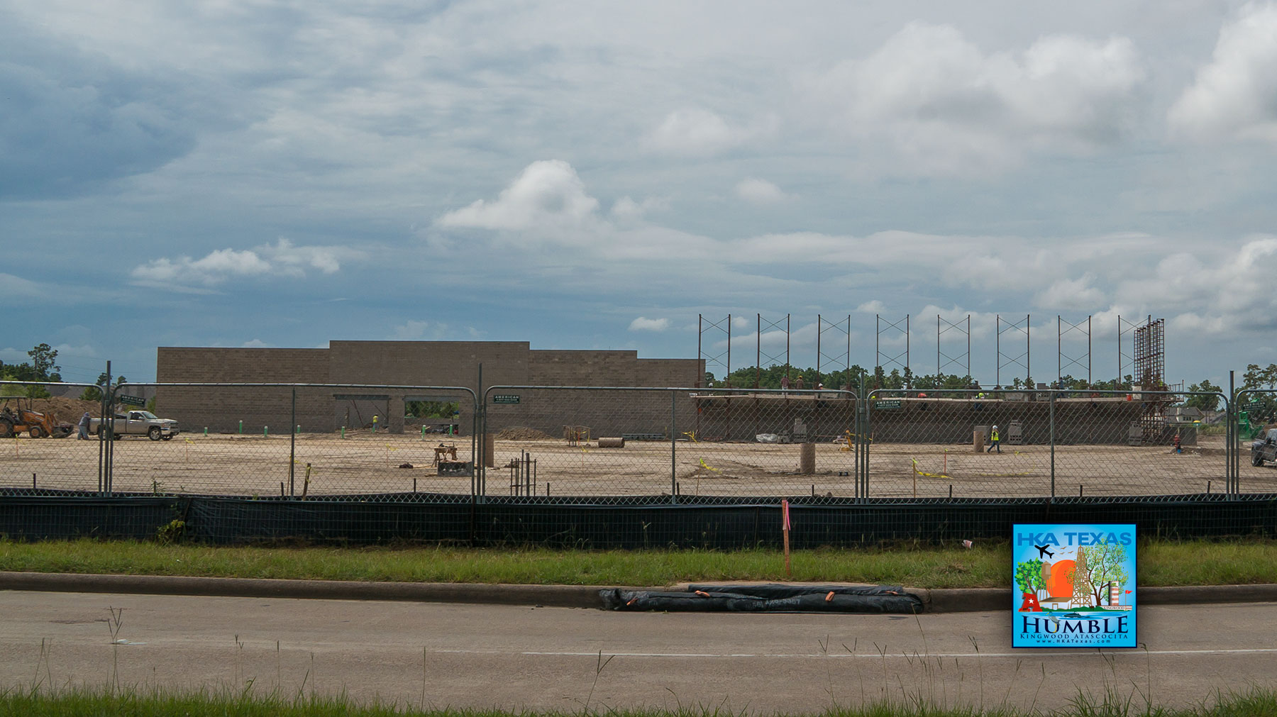 walmart neighborhood market to open in atascocita hka texas photos from 8 28 2014