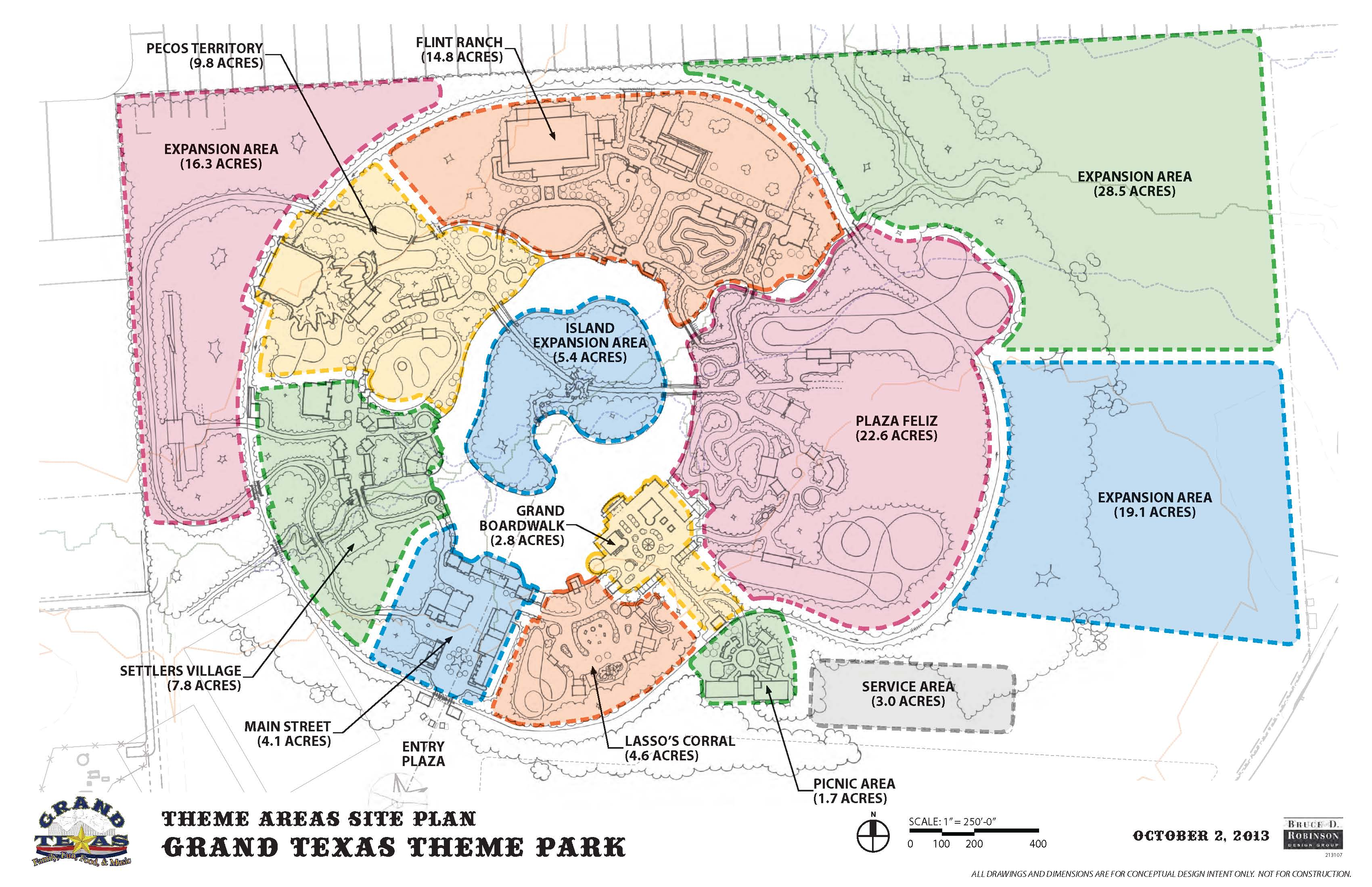 grand texas sports and entertainment district to resume
