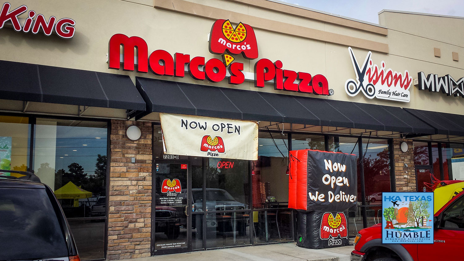 Like Marco's Pizza coupons? Try these...