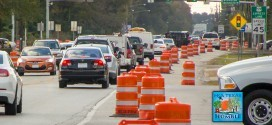 18 month, $13 million BF 1960 State Highway Improvement underway