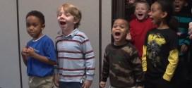 Insperity, inspiring Christmas joy to Children from Family Promise of Lake Houston