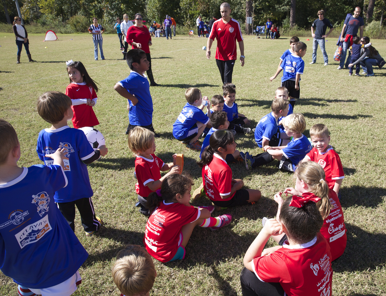 NEW Baseball, and Soccer League this spring at Fall Creek Sports Complex