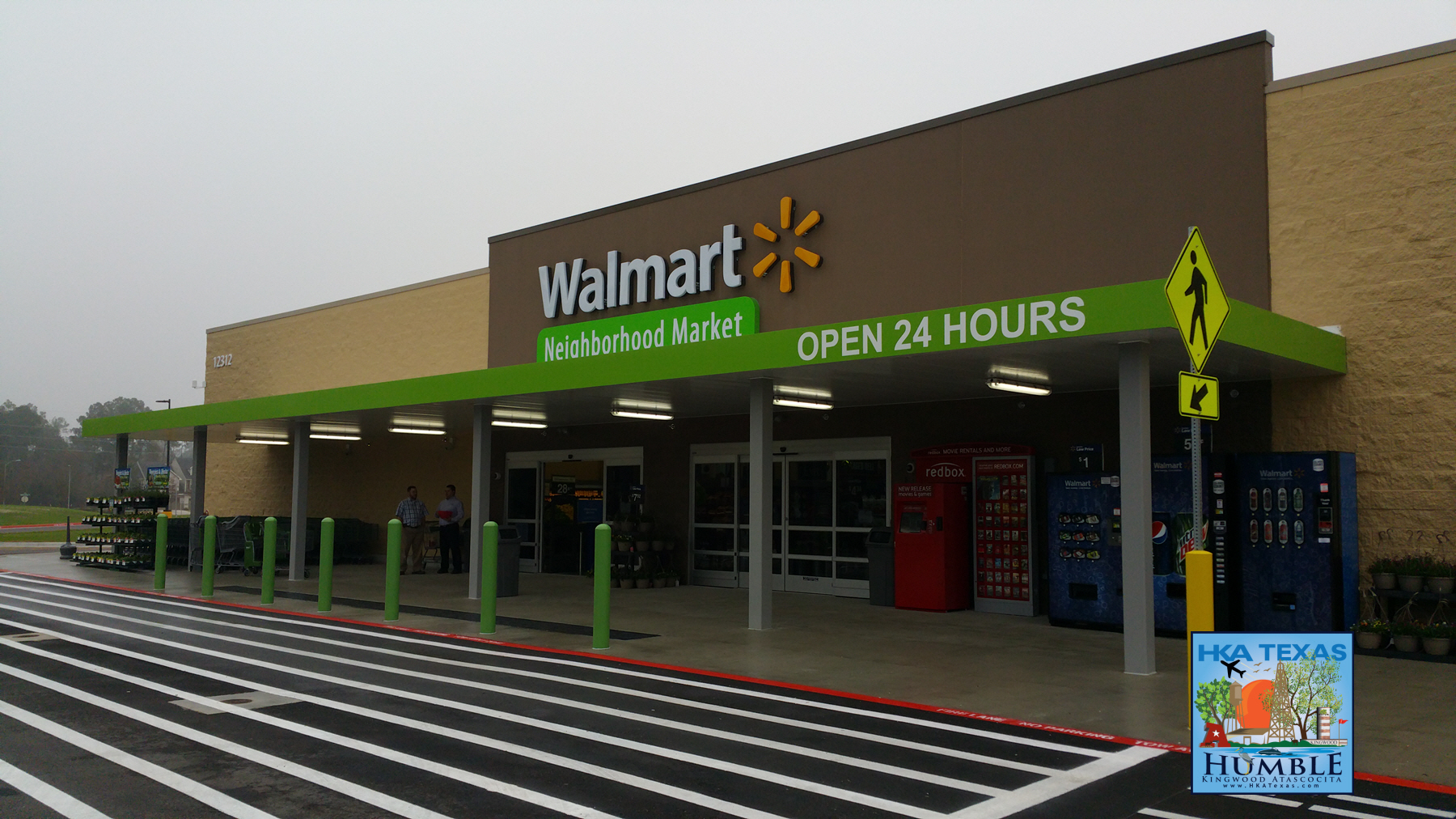 walmart neighborhood market is now open in atascocita photos google map location id 2037