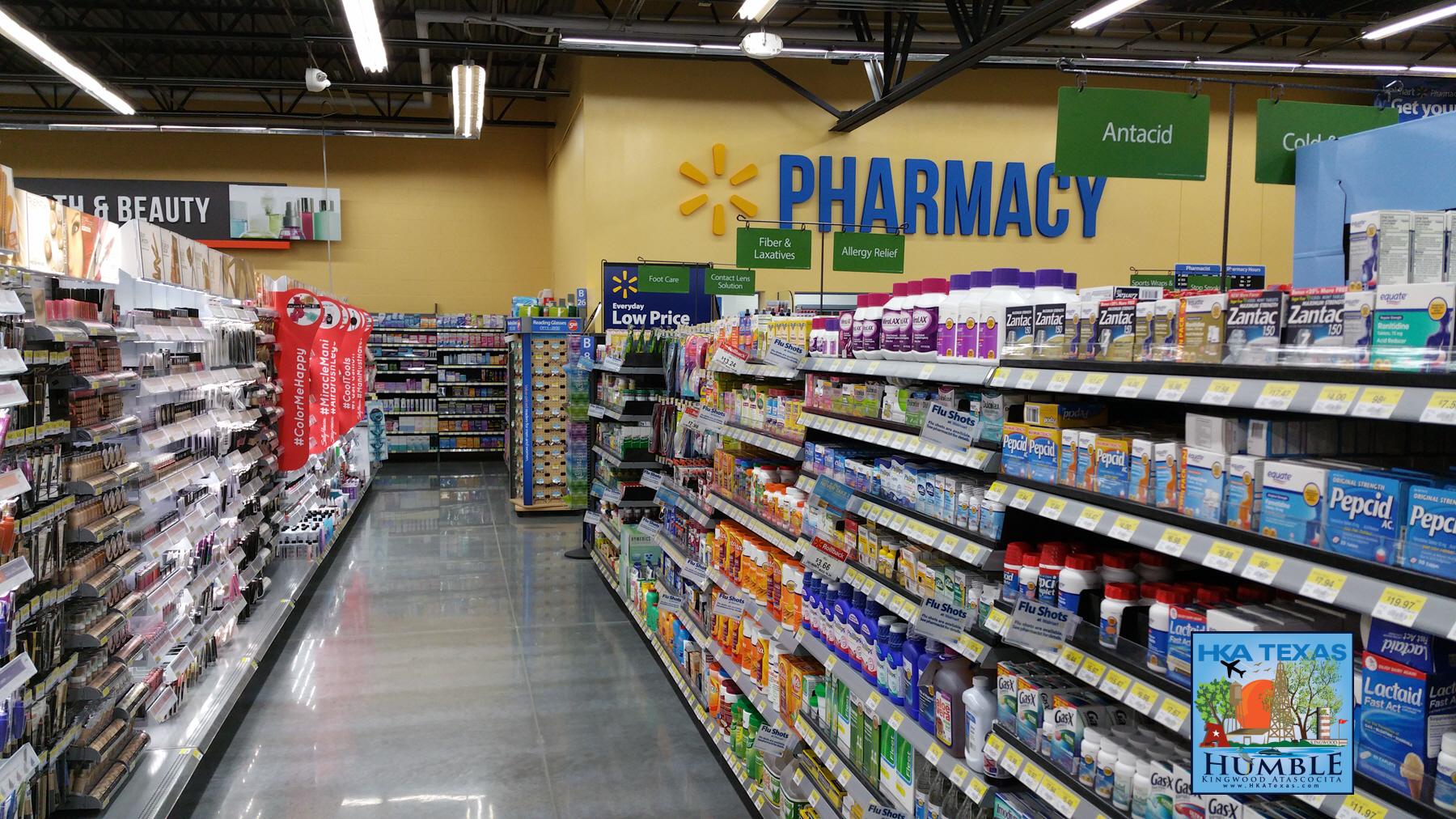 Walmart Neighborhood Market Is Now Open In Atascocita Photos