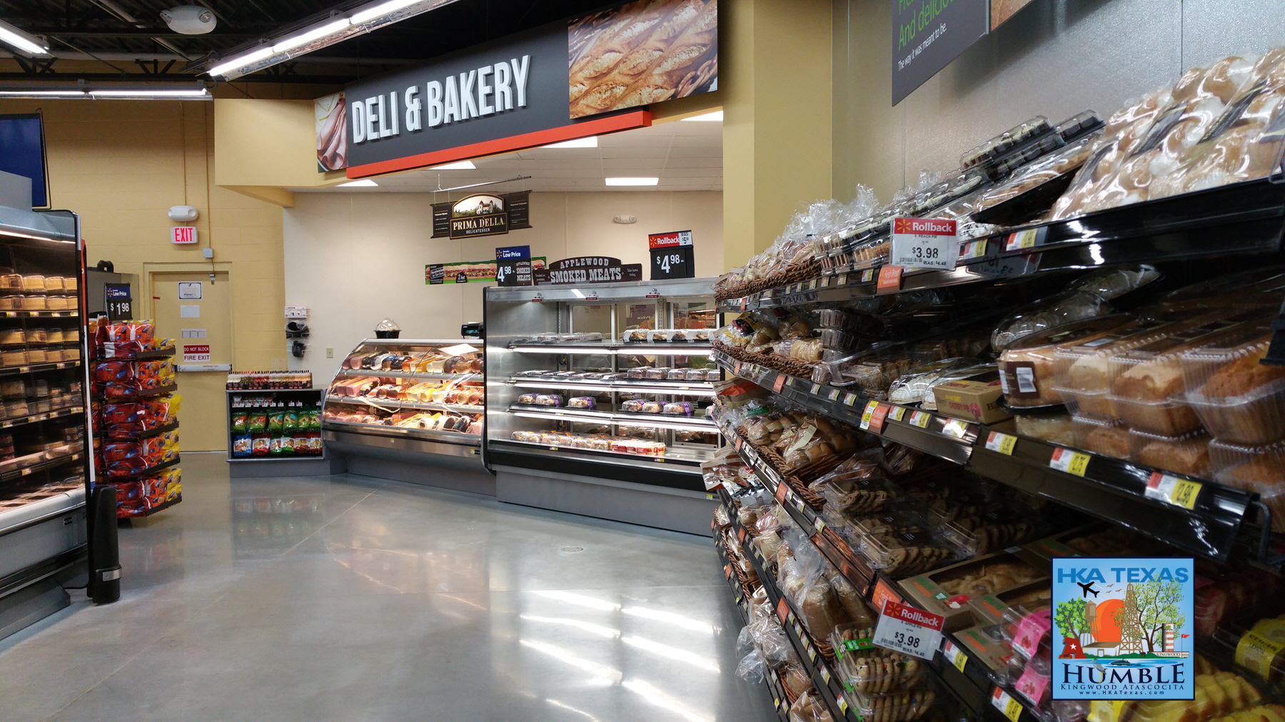 walmart neighborhood market is now open in atascocita photos