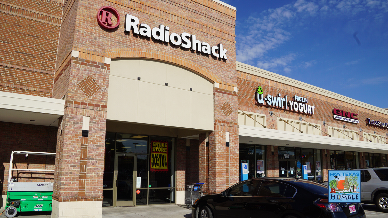 RadioShack closing over 1700 stores including Humble, and
