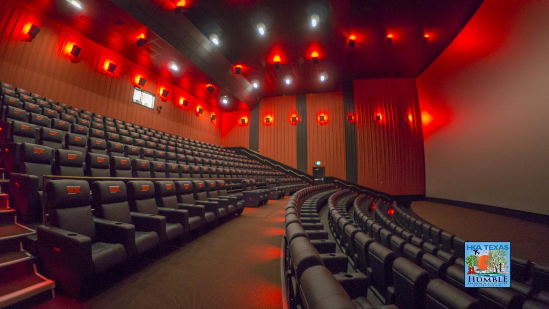 Movie Theater Cypress