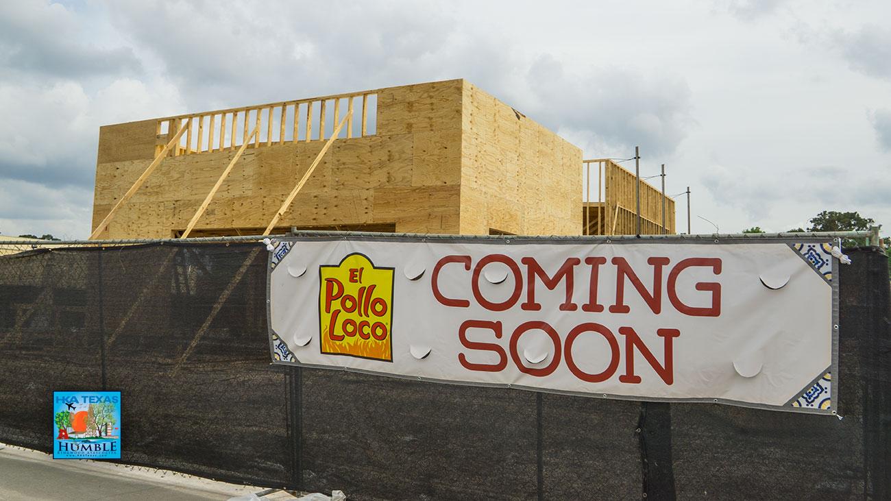 El Pollo Loco The Crazy Chicken Now Under Construction
