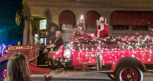 A Charlie Brown Christmas Parade of lights Dec 3, 2019 in Humble, Texas