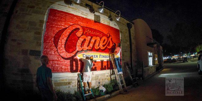Raising Cane's Kingwood, Texas