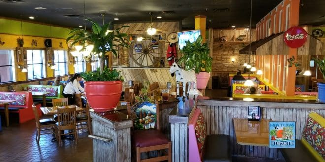 A Look Inside Patron Grill An Authentic Mexican In Humble Texas