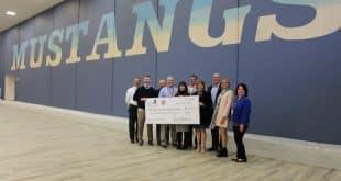 Emeril Lagasse & Ingram Lee Foundations Donate $100,000 to Kingwood High School for Hurricane Harvey Restoration