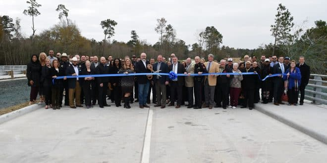 Access Woodland Hills >> Woodland Hills Drive Is Now Open Provides Atascocita Area