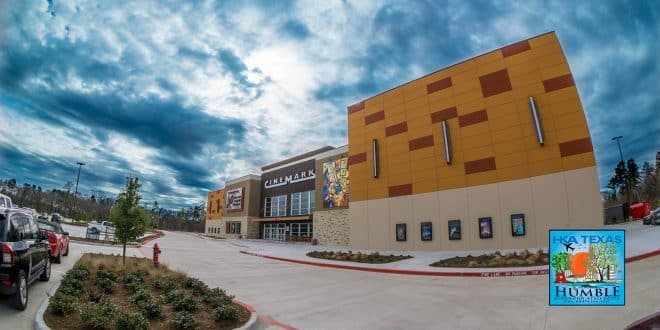 Cinemark - New Caney, Texas