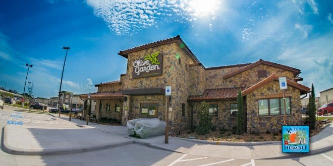 Olive garden generation park near summerwood opens april 9 - What time does the olive garden close ...