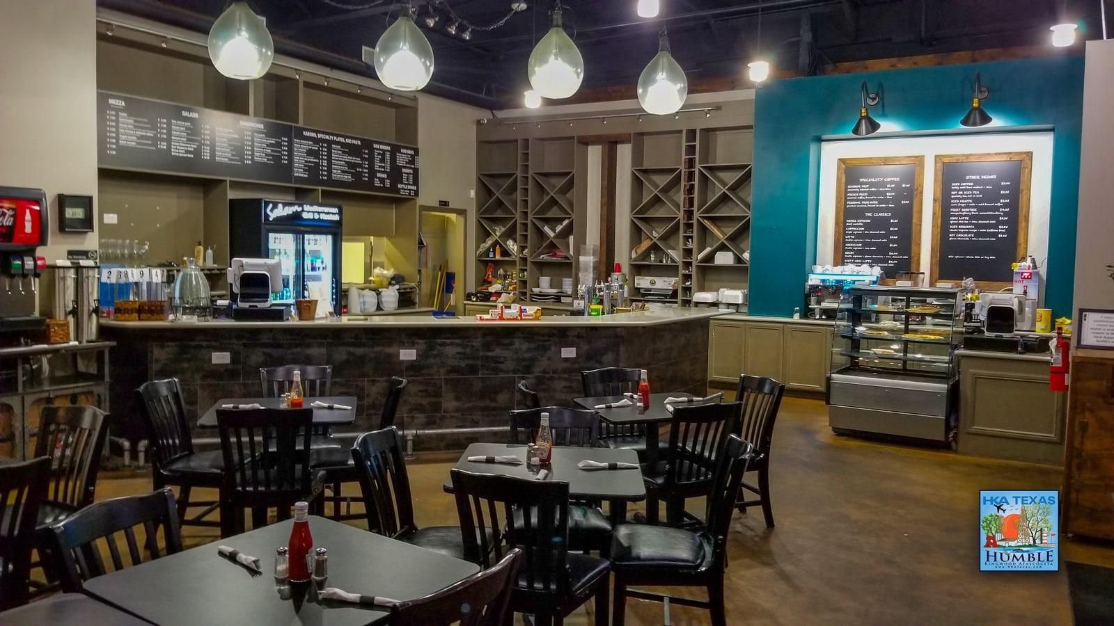 Salam Mediterranean Grill & Hookah Bar