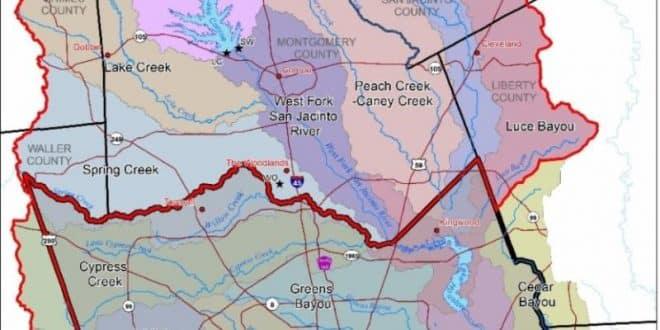 San Jacinto River Basin