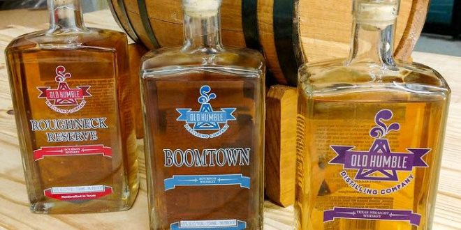 old humble distilling company