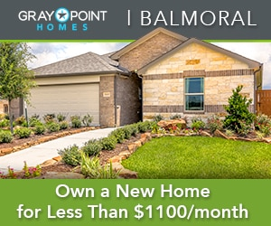 Gray Point Homes at Balmoral