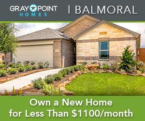 Gray Point Homes at Balmoral