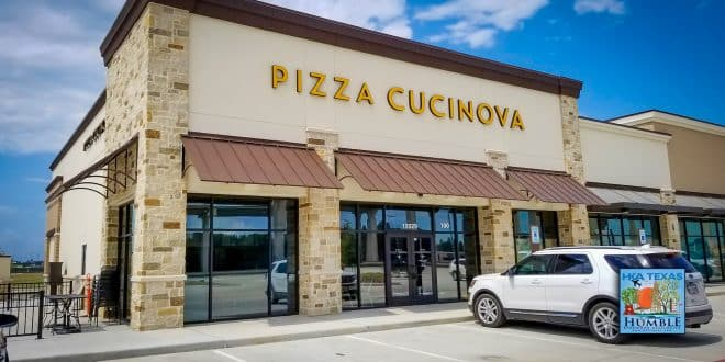 Pizza Cucinova Valley Ranch New Caney