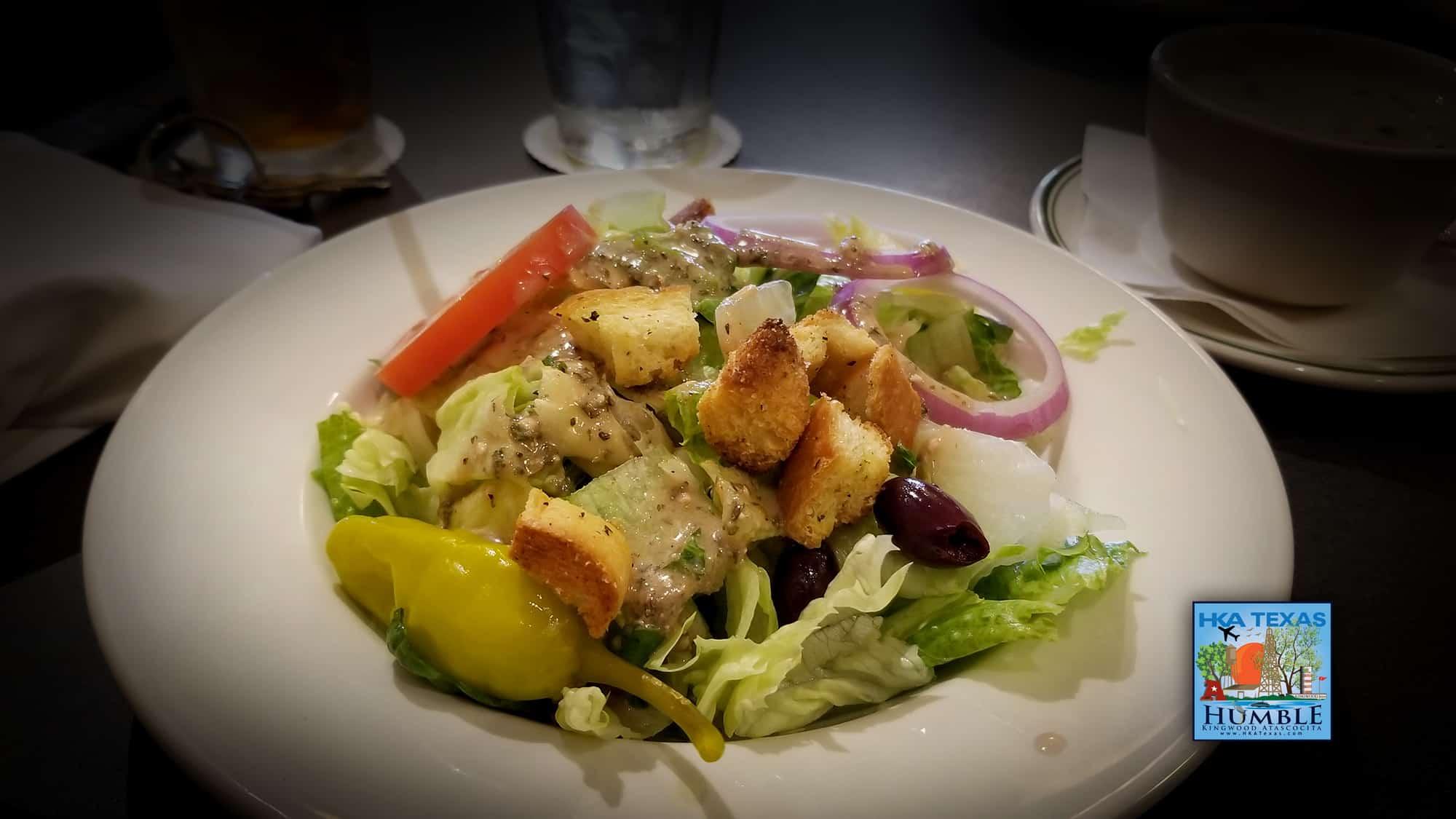 Marsalas House Salad