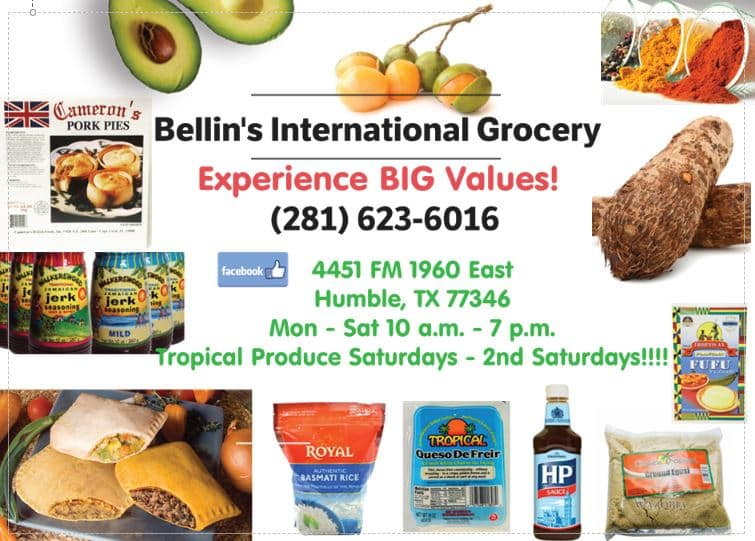 bellins international grocery