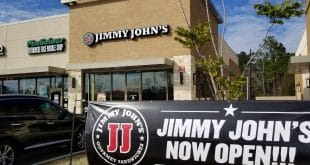 Jimmy John's NOW OPEN on Kingwood Drive.