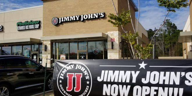 Jimmy Johns Kingwood