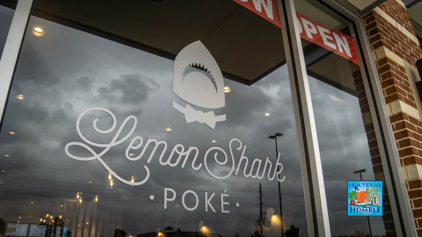 LemonShark Poke Houston