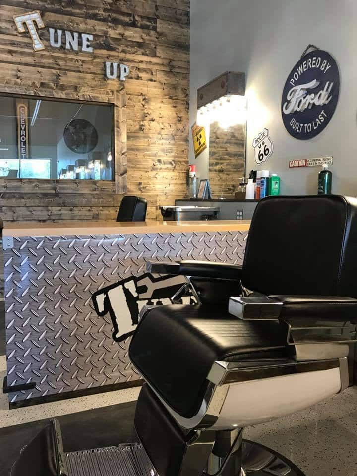 tune up manly salon valley ranch