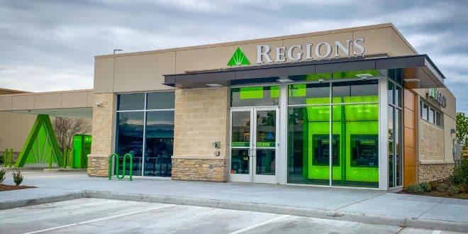 Regions Generation Park Exterior