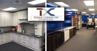 Texas Cabinetry Kitchen & Bath celebrates GRAND OPENING in Humble, Texas