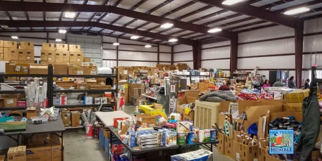 Huge discount liquidation warehouse moves to Humble, Texas