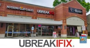 UbreakIFIX Atascocita screen repair laptop repair