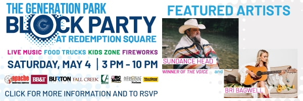 Generation Park Block Party