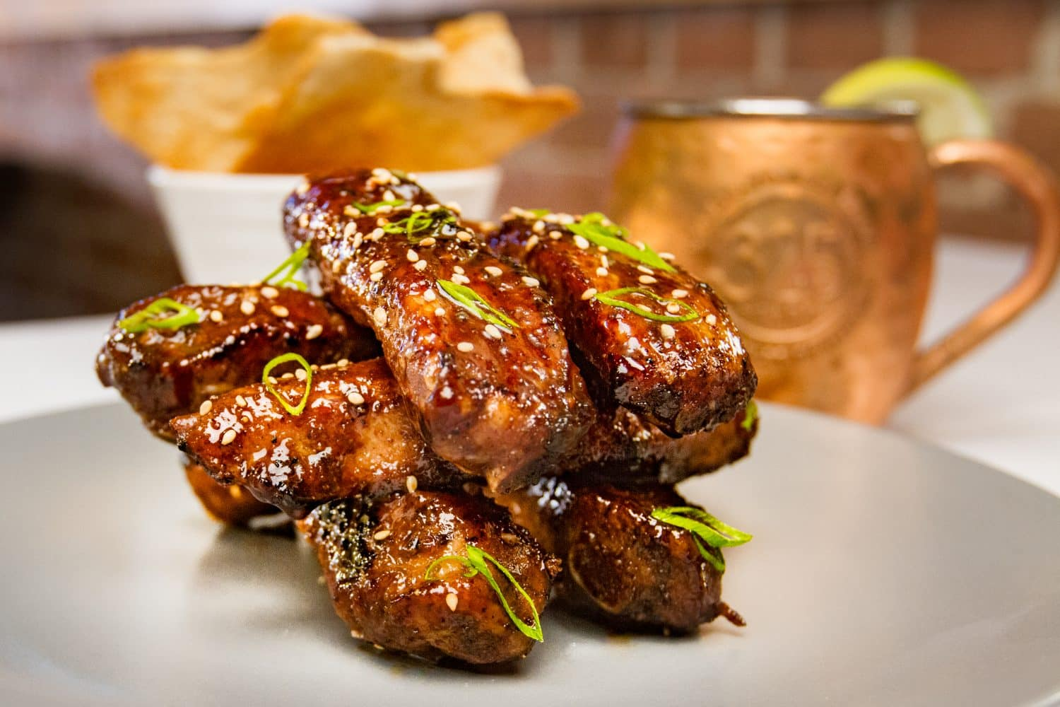 ASIAN STICKY RIBS Wholesome Kitchen