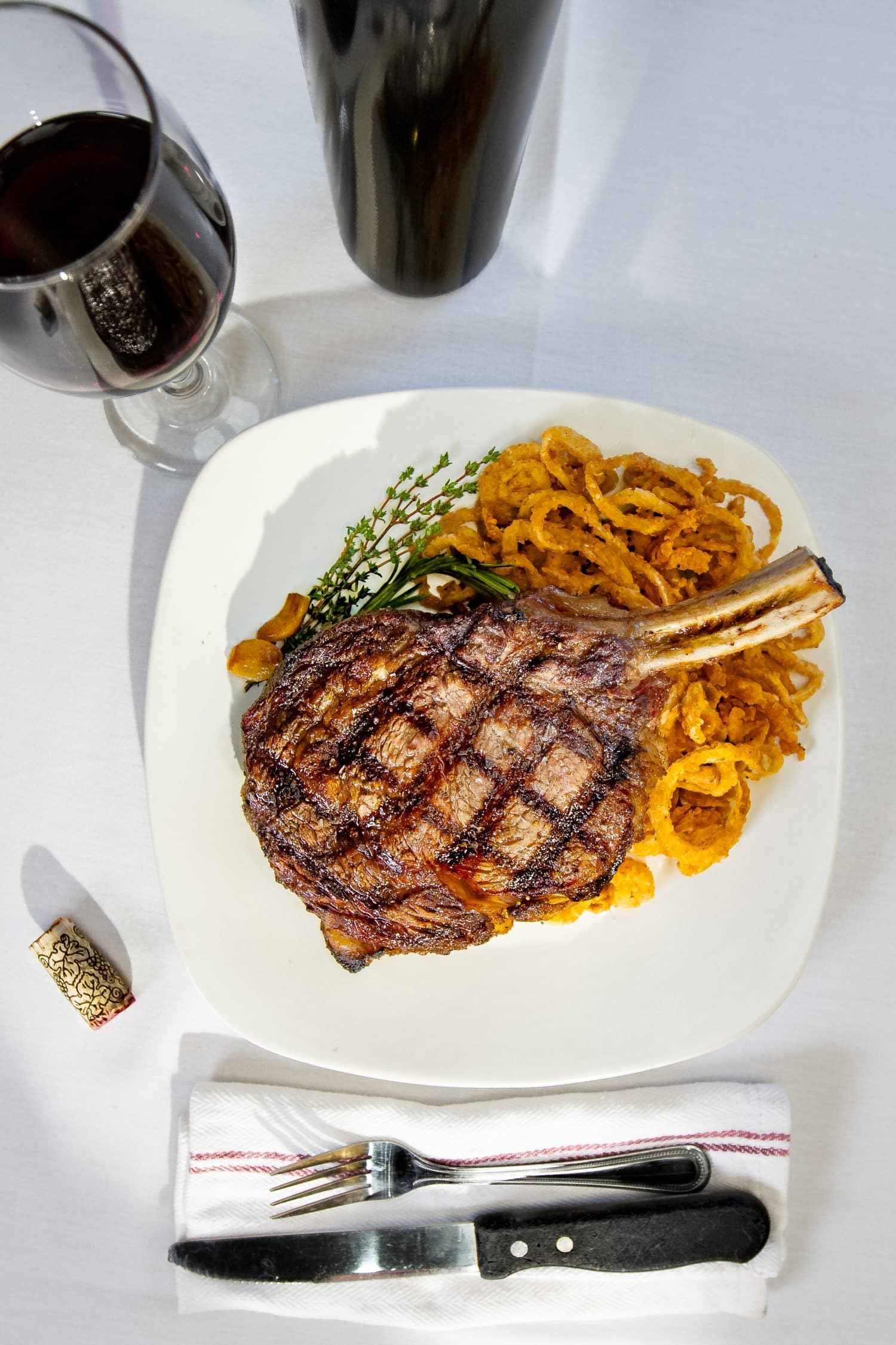 BONE-IN RIBEYE Wholesome Kitchen