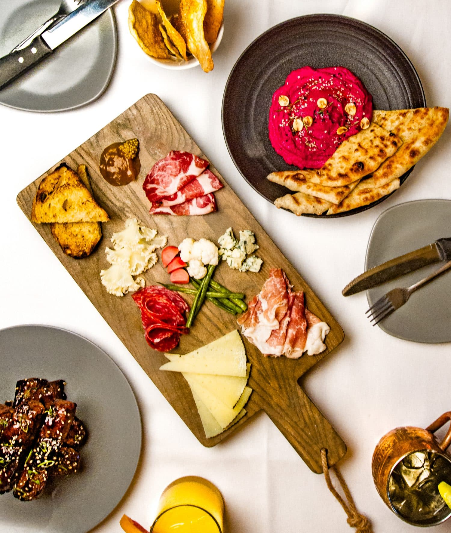 CHARCUTERIE BOARD Wholesome Kitchen